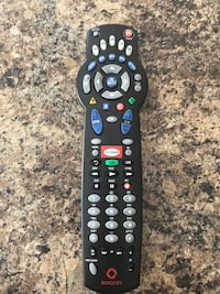 Rogers remote control