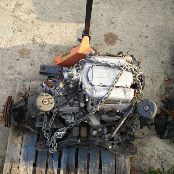 Used J32a2 Swap From 02 Acura TL-S For Sale In Dayton