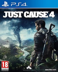 Sony PS4 Just Cause 4 Derviş Paşa Mahallesi