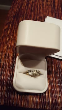 Wedfing ring set Derry, 03038