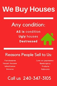 Problems with a house? Let us solve them! Hagerstown