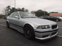 1995 BMW 328 is Silver Spring