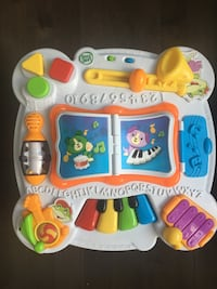 Leapfrog learning activity table Toronto, M1C 2Z3