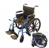 Wheelchair Like New null