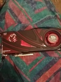 black and red graphics card Round Rock, 78681