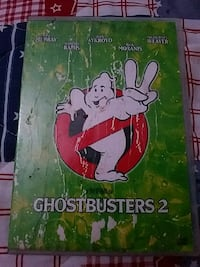 Ghostbusters 2 book Odessa, 79761