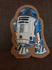 R2-D2 cork board Star Wars