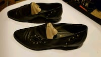Browns made in Italy vintage men size 40 leather f 536 km