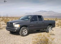 2002 Dodge Ram 1500 Pickup ST 4X4 Regular Cab SWB Henderson