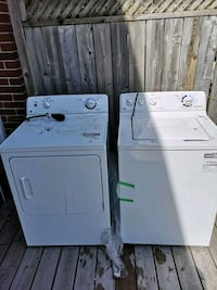 Washer and dryer Toronto, M9A 3N7