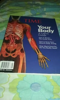 Time your body a user's guide  Homeland, 92548