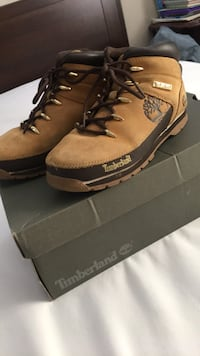 Timberland junior size 4 Vancouver, V5R