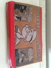 Antique Popeye the sailor pencil case, Game and toys Ottawa, K0A 3H0