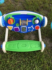 Little Tikes Double Sided Musical Bench Seat Toy  Jackson
