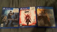 CHEAP Ps4 Games. 25 FOR ALL Marlow, 73055