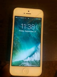 IPhone 5 16gb with T-Mobile  Fresno, 93704