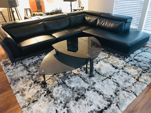 Used Couch Sectional 4 500 From Rooms To Go For In Brookhaven