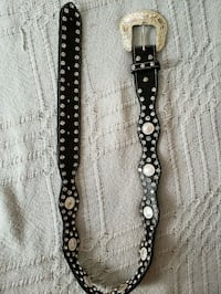 Black Cowgirl belt  Las Cruces, 88005