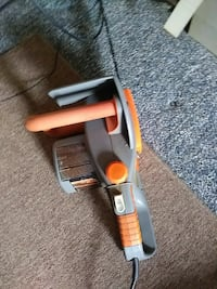 "gray and orange 16"" chainsaw York, 17401"
