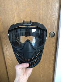 Airsoft mask with GoPro head mount Olympia, 98502