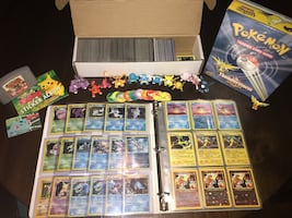 Huge Pokémon Card Collection with Binder of Holos and Extras!