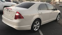 2012 FORD FUSION Glendale
