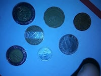 COINS FROM ALL OVER