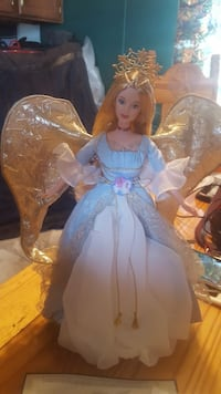 Angel of Peace Barbie Moriarty, 87035