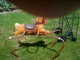The wonder horse mare from 1952 very rare and in t