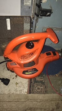 red and black Black & Decker leaf blower Simi Valley, 93063