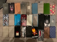 Cheap brand new IPhone 6+S cases and 6 and 2 charging cases Toronto, M3H 3N1