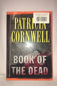 Book of the Dead by Patricia Cornwell Fairfax, 22030