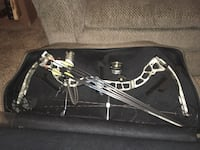 Diamond outlaw made by bowtech rigged and ready. 6 arrows and lots of extras. Ready to hunt  West Monroe, 71292
