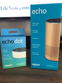 BRAND NEW Echo and Echo Dot Bedford, 76021