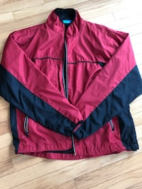 Reebok lightweight wind jacket, large Great Falls, 22066