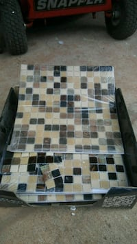 10 sheets of back splash tiles Austell, 30106