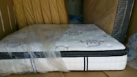 Luxury Stearns & Foster king mattress delivery $50 Edmonton, T5A 0G4