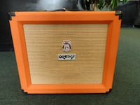 ORANGE CRUSH 35WATT GUITAR AMPLIFIER San Antonio