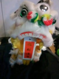 Chinese dragon string puppet
