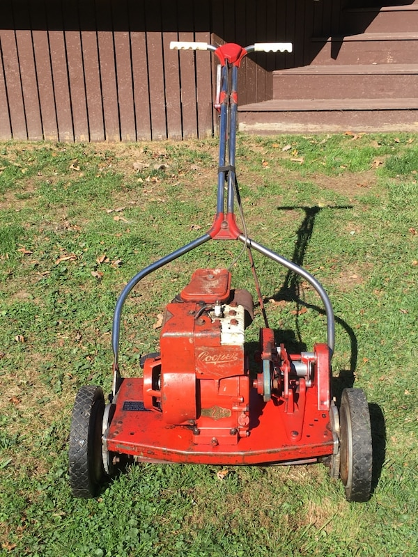 Used Vintage Cooper Klipper Power Reel Mower for sale in