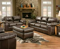 2pc Sofa and Loveseat set NEW. Ottoman separate  Eastlake, 44095