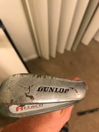 Dunlop used golf clubs/no bag North Kansas City, 64116