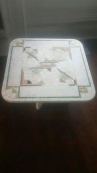 Marble Inlay End Table Schomberg, L0G 1T0