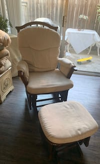 Chair recliner and foot recliner