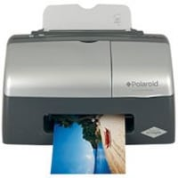 Lemark P310 Polaroid photoprinter(with free box of 4x6 Lexmark  paper) SILVERSPRING
