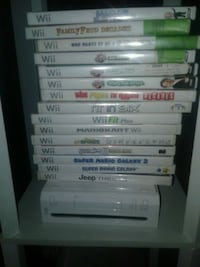 Wii games and much more