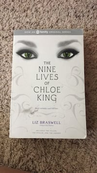 The nine lives of Chloe king null, T7X