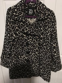 coat XL very nice jacket double breasted warm Harpers Ferry, 25425