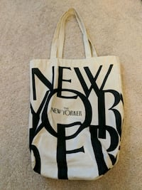 New Yorker tote Centreville, 20121