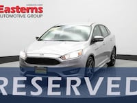 2015 Ford Focus SE Sterling, 20166